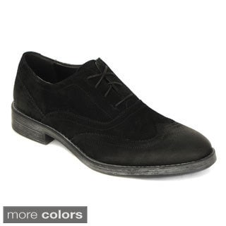 Suede Oxfords - Overstock Shopping - The Best Prices Online