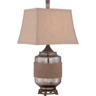 Rigging 32.5-inch Table Lamp