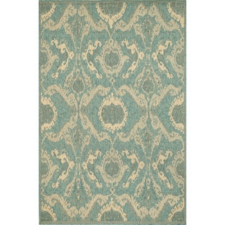 Ethnic Outdoor Area Rug (3'3 x 4'11)