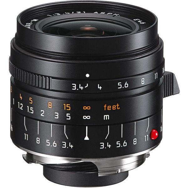 Leica 21mm Super Elmar M f/3.4 Aspherical Lens