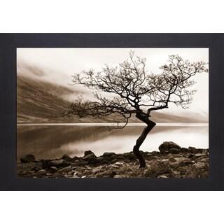 Loch Etive' by Conrad Kutsen Framed Art Print