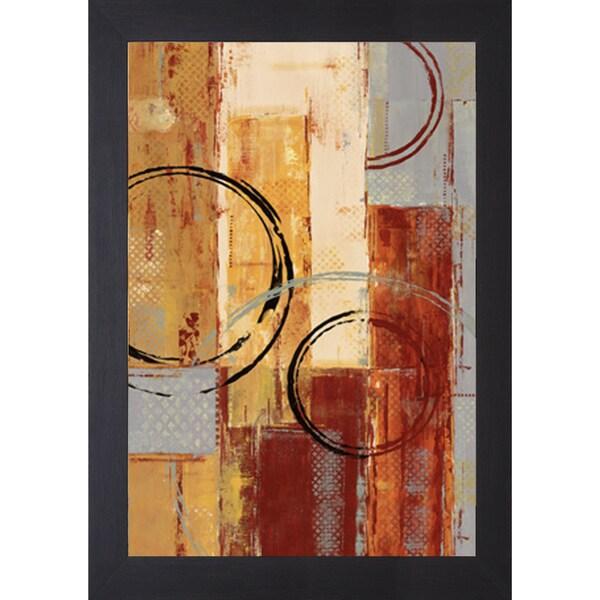 As It Goes II' by Maria Donovan Framed Art Print