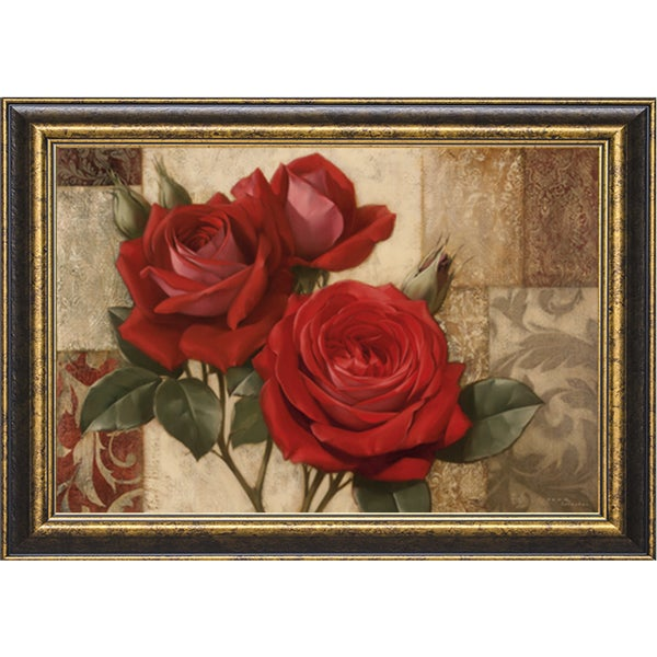 Summers Gift I' by Igor Levashov Framed Art Print
