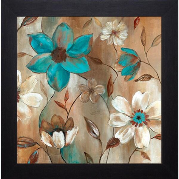 Garden Glow II' by Carol Robinson Framed Art Print