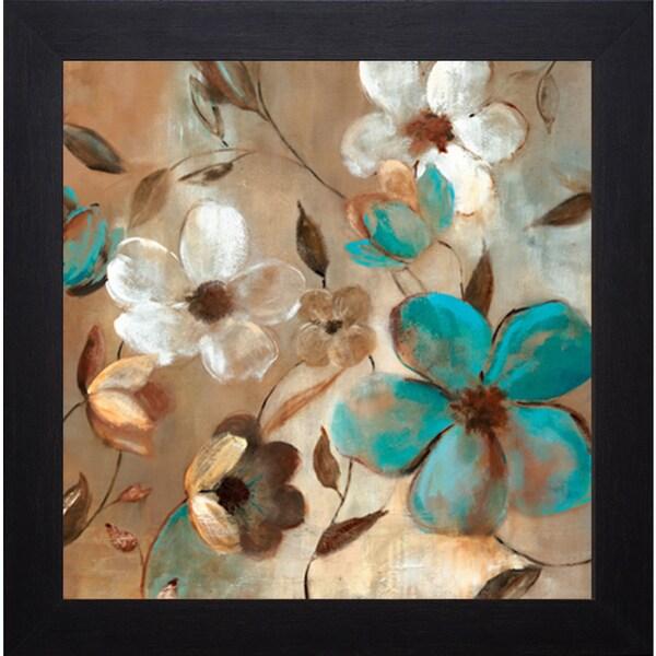 Garden Glow I' by Carol Robinson Framed Art Print