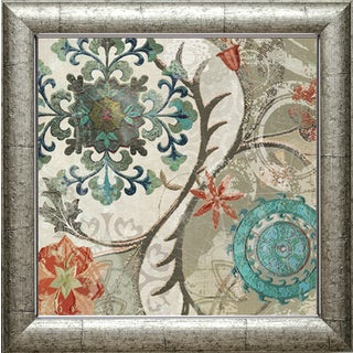 Royal Tapestry II' by Carol Robinson Framed Art Print