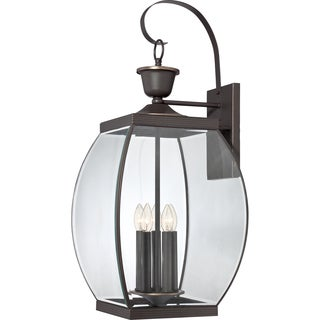 Oasis Extra Large 5-light Medici Bronze Wall Lantern