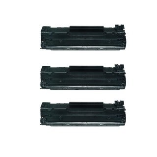 3-Pack HP 12A Q2612A Compatible Toner Cartridge For HP LaserJet 1012 1018 1020 1022 3050 M1319F