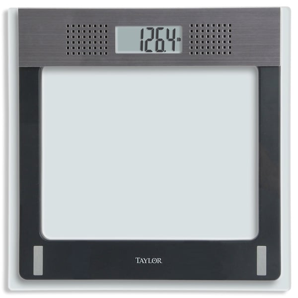 Taylor Precision Talking Digital Scale Overstock