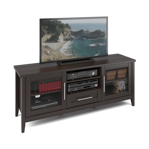 CorLiving Jackson 59.25-inch Television Bench for TVs up to 65 inches
