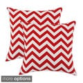 Breezy Home Indoor-outdoor Accent 17-inch Throw Pillows (Set of 2)