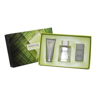 Kenneth Cole 'Reaction' Men's 3-piece Gift Set