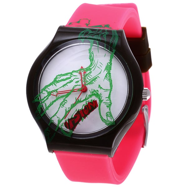 Vision Street Wear Tween Vision Hand Pink Watch