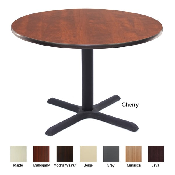 30 Inch Cain Round Breakroom Table 16175478 Shopping