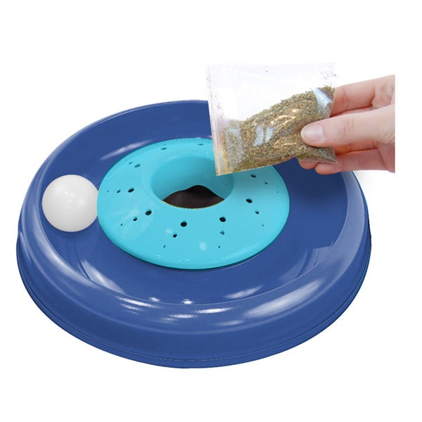 Catnip Cyclone Cat Toy