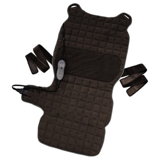 Sunbeam Chocolate Back Body Heat Pad