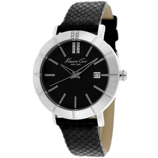 Kenneth Cole Women's KC2744 New York Leather Collection Watch