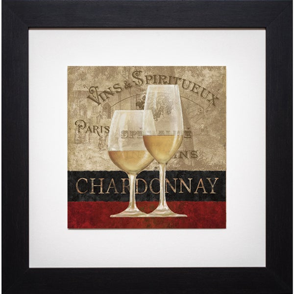 Chardonnay' by Conrad Kutsen Framed Art Print