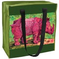 Tickled Pink Eco Tote