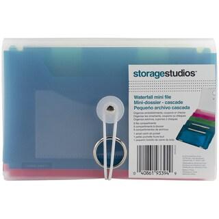 """Storage Studios Waterfall Mini File-1.5""""X7.5""""X5.25in"""