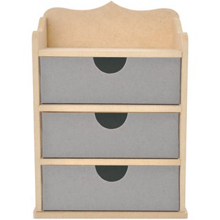 Beyond The Page MDF Chest Of Drawers