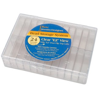 "Flip Top Canisters 1""X.5""X2"" 24/Pkg"