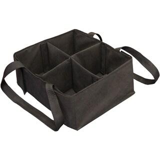 Bigger Smart Cart Organizing Cubes-Black