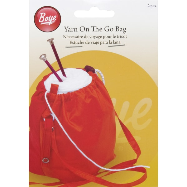 Yarn On The Go Bag