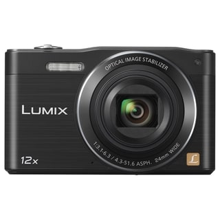 Panasonic Lumix DMC-SZ8 16 Megapixel Compact Camera - Black