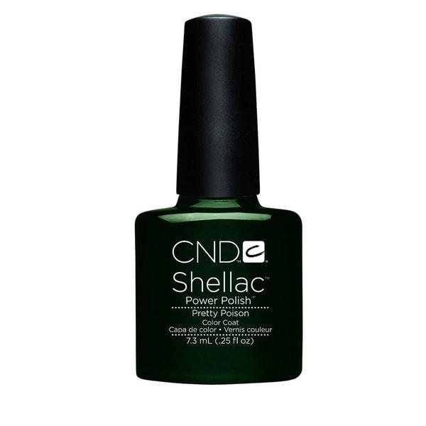CND Shellac Pretty Poison Gel Polish