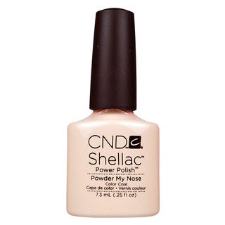 CND Shellac Powder My Nose Gel Polish