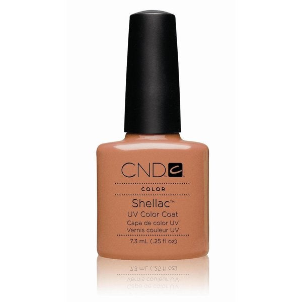 CND Shellac Cocoa Gel Polish