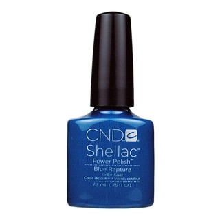 CND Shellac Blue Rapture Gel Polish