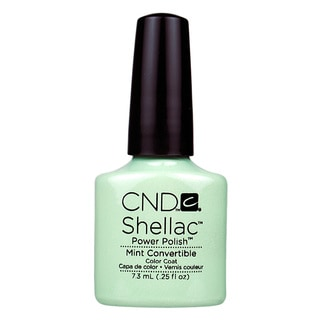 CND Shellac Mint Convertible Gel Polish