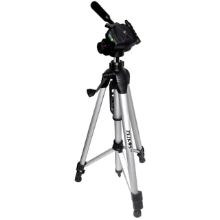 Zeikos 67-inch Full-size Photo/ Video Tripod