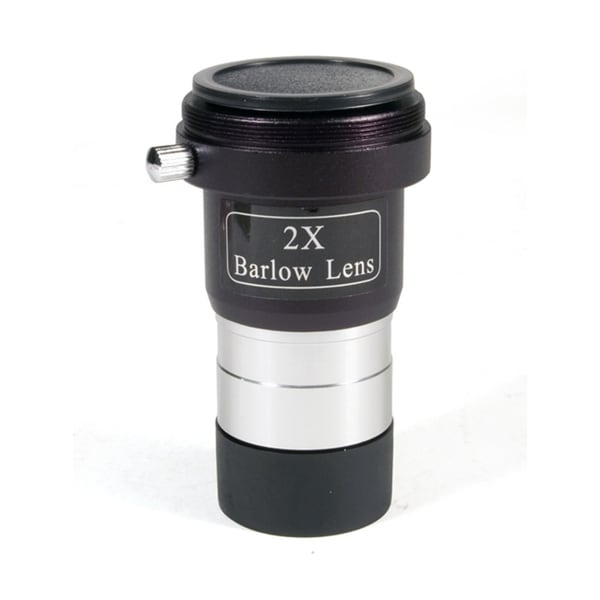 Levenhuk 2x Barlow Lens and Camera Adapter