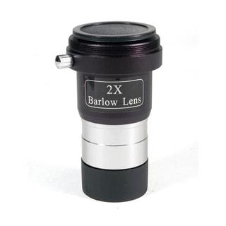 Levenhuk 2x Barlow Lens and Camera Adapter