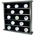 Black Golf Ball Cabinet