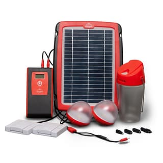 d.light D20 Solar Rechargeable LED Home System
