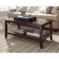Fair Haven Wood Coffee Table