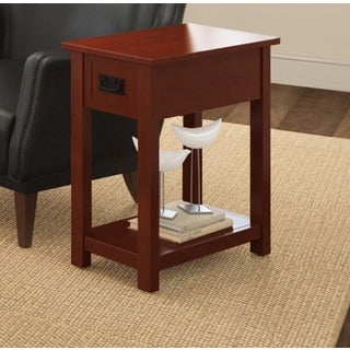 Classic Mission Chairside Table