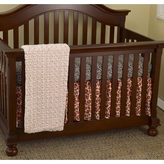 Cotton Tale Here Kitty Kitty 3-piece Crib Bedding Set