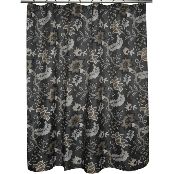 Malda Floral Shower Curtain