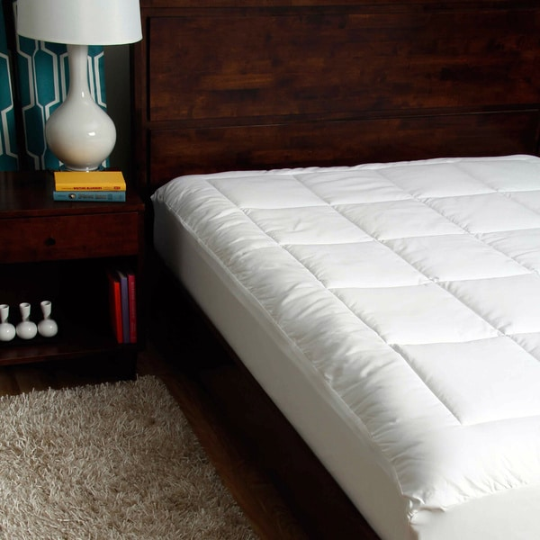 CozyClouds by DownLinens 1000 Thread Count Luxe Mattress Pad