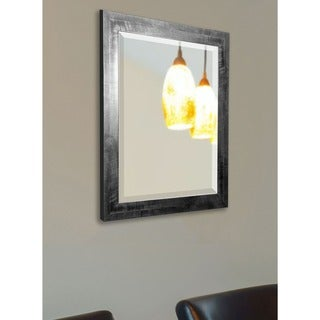 American Made Rayne Black Smoke Wall Mirror