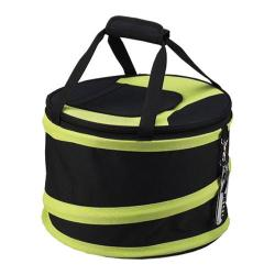 Picnic at Ascot Collapsible Picnic Cooler Black/Apple