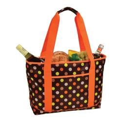 Picnic at Ascot Large Insulated Tote Julia Dot