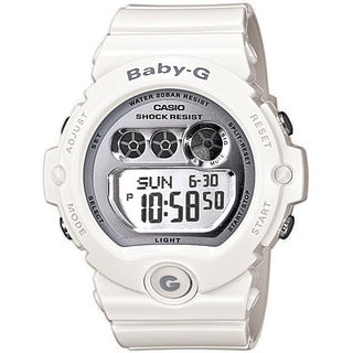 Casio Women's Baby-G BG6900-7' White Digital Watch
