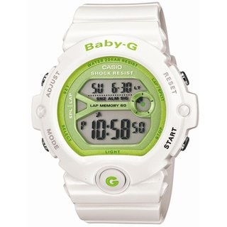 Casio Women's 'Baby-G BG6903-7' White Watch