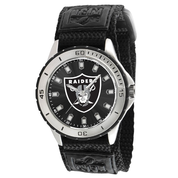 Game Time NFL Oakland Raiders Veteran Series Watch